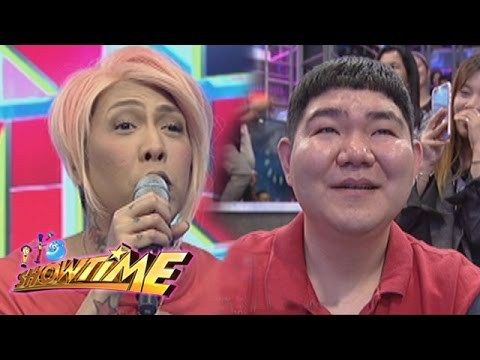 It's Showtime: Vice finds his true love - WATCH VIDEO HERE -> http://philippinesonline.info/trending-video/its-showtime-vice-finds-his-true-love/   Vice Ganda finds the apple of his eye. Subscribe to ABS-CBN Entertainment channel! –  Watch the full episodes of It's Showtime on TFC.TV   and on IWANT.TV for Philippine viewers, click:  Visit our official website!  Facebook:  Twitter:  Instagram:  Video credit to the YouTube channel owner