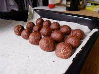 The Procrastobaker: Rum, Baileys and Kahlua Truffles...boozy balls!