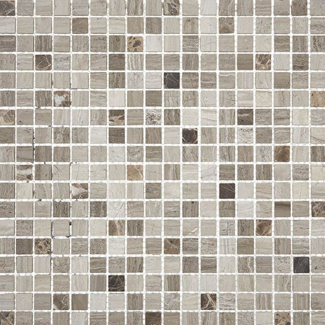 Mosaique Marbre Beige Mix 32 X 32 Cm Revestimento Mix