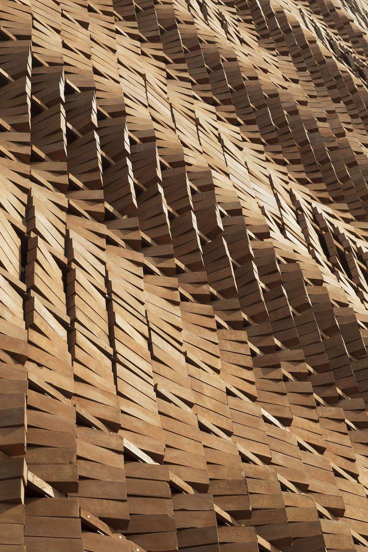 Parham Taghioff, Admun Design & Construction Studio · Cloaked in Bricks · Divisare
