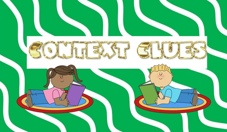 FREE Context Clues Lesson and Presentation
