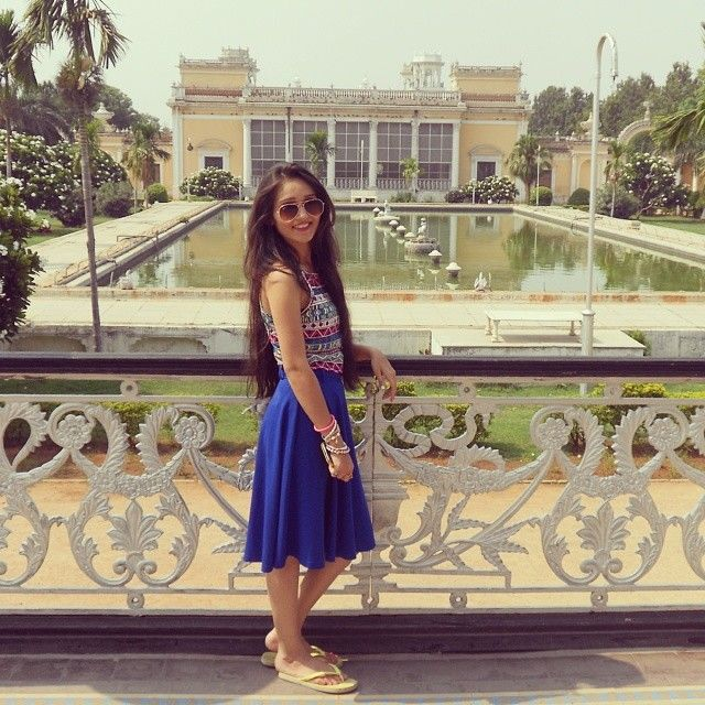 #hyderabad #chowmalapalace #click #toohot #messyhairbutdontcare.