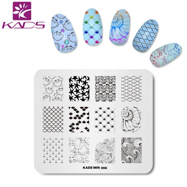 New Arrival MIN Series Stainless Steel Nail Art Stamping Stamp Template Beauty Stencil Nail Design Tools For Stamping Art Tag a friend who would love this! Visit us