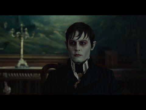 new Tim Burton movie DARK SHADOWS with Johnny Deep great movie! share the hype! :)
