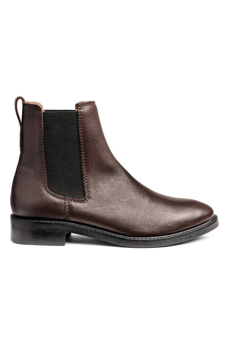 best 20+ bottines cuir marron femme ideas on pinterest | bottes en