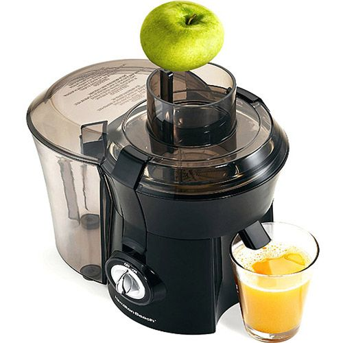Hamilton Beach Big Mouth Juice Extractor--- must get a juicer