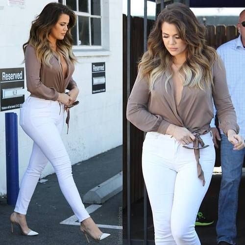 White Curvy Jeans | Jeans To