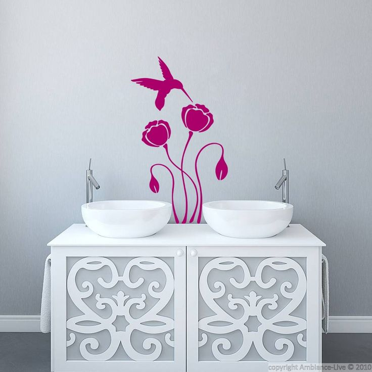 17 best images about galerie sticker salle de bain - Sticker mural salle de bain ...