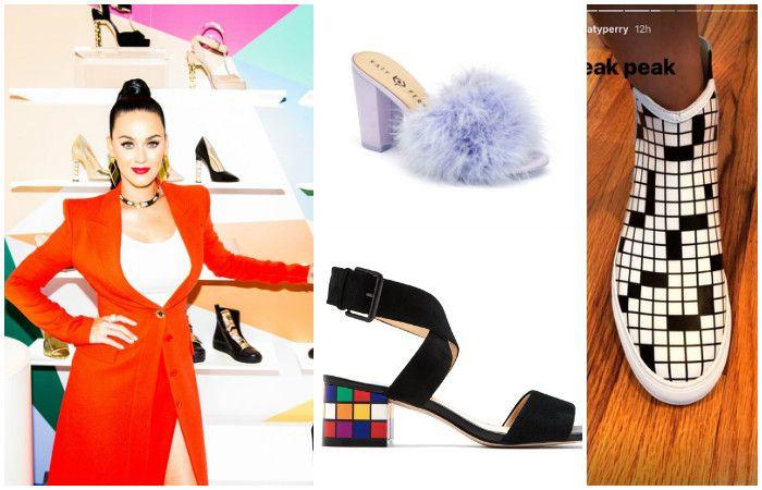 Fashion: «От звезды»: как выглядит коллекция сумасшедшей обуви от певицы Кэти Перри http://kleinburd.ru/news/fashion-ot-zvezdy-kak-vyglyadit-kollekciya-sumasshedshej-obuvi-ot-pevicy-keti-perri/
