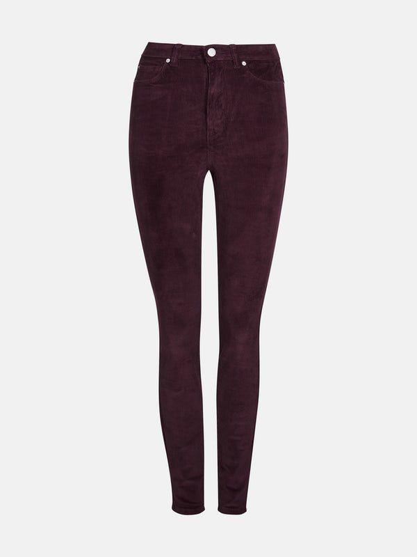 Hailey är en jeansmodell med mycket stretch. Jeansen har hög midja och en  supersmal passform 734f0478de331