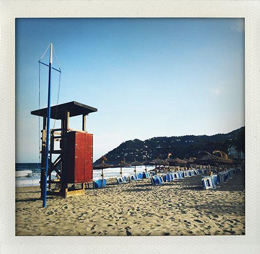 Playa de Canyamel, Mallorca (I huvudet på Elvaelva).
