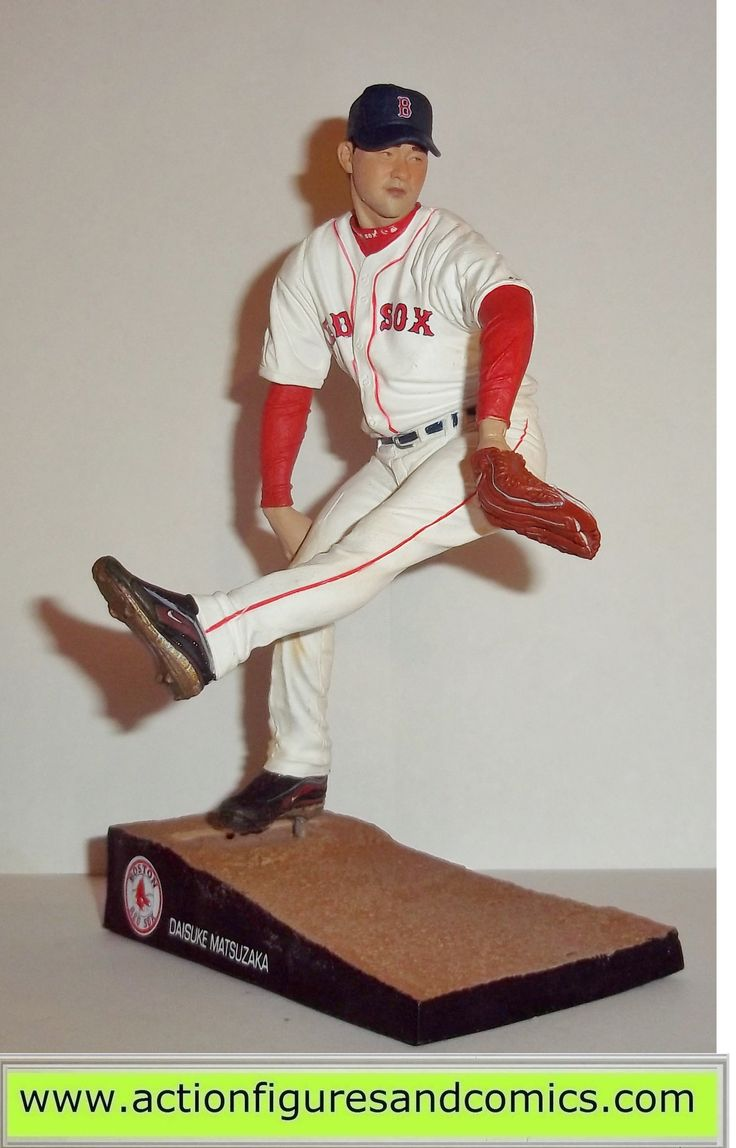 Best Sports Toys : Best images about sports mlb action figures on