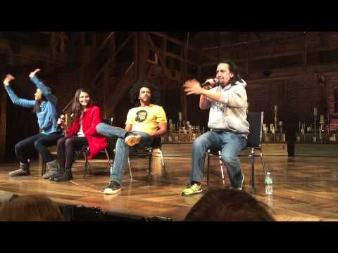Lin-Manuel Miranda performing the John Adams rap that was cut from the musical Hamilton. Amazing - YouTube