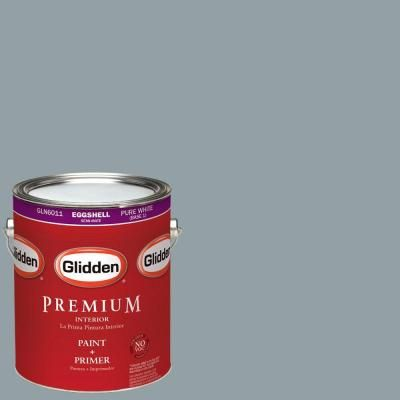 Featuring a stain resistant  high coverage latex formula  the Glidden  Eggshell Interior Paint is recommended for application on indoor walls and  trim in. 1000  images about House colors     on Pinterest   Paint colors