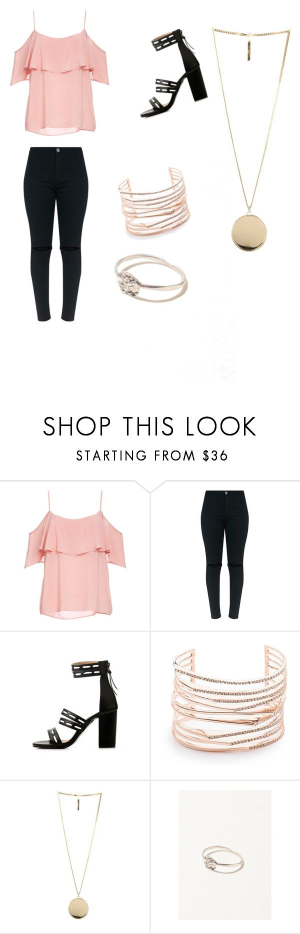 """Going to a cafe"" by gala001 on Polyvore featuring BB Dakota, Alexis Bittar and Givenchy"