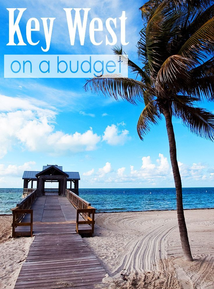 A trip to Key West, Florida doesn't have to break your bank, find out how to plan a vacation to the tropical destination on a budget!