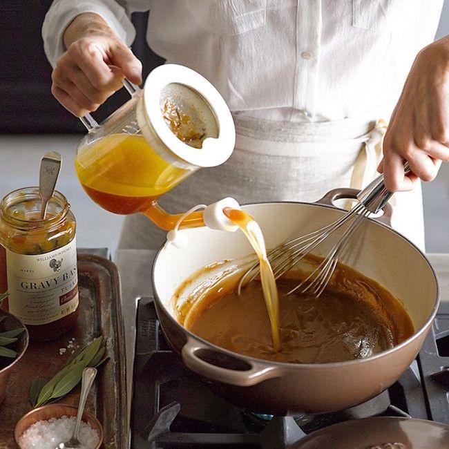 The 11 Best Thanksgiving Essentials - No Spill Gravy Separator
