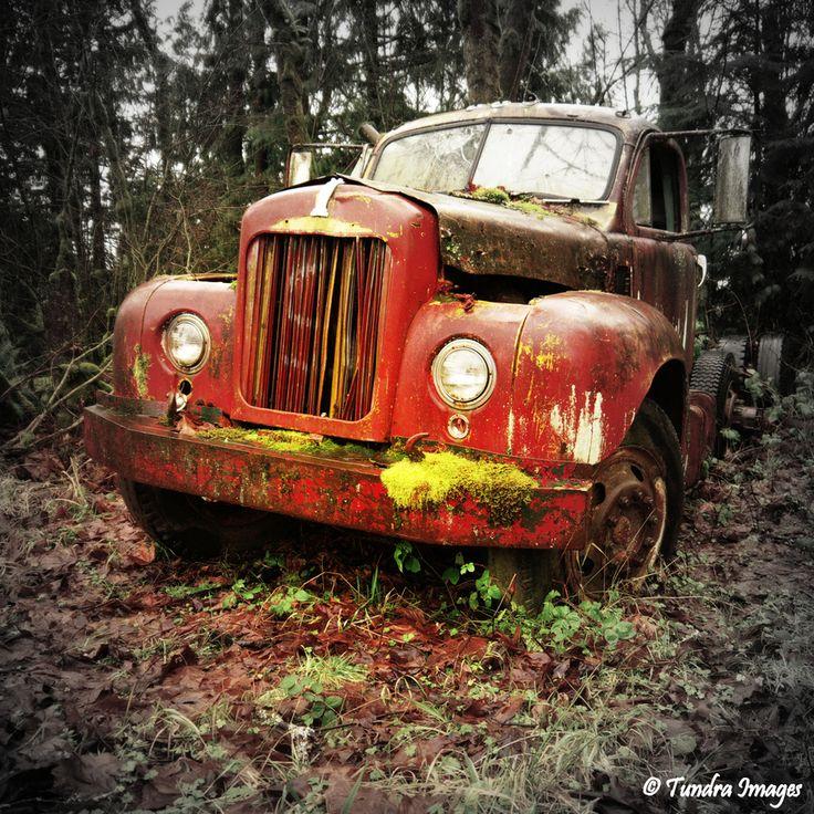 105 Best Dad's Old Mack Truck Images On Pinterest