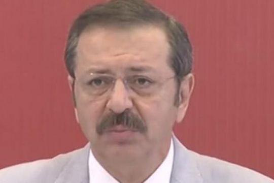 15 Temmuz'un yıl dönümü dolayısıyla açıklama yapan Türkiye Odalar ve Borsalar Birliği Başkanı Rifat Hisarcıklıoğlu, 15 Temmuz'un ardından yüzde 5 büyüdüklerini açıkladı.