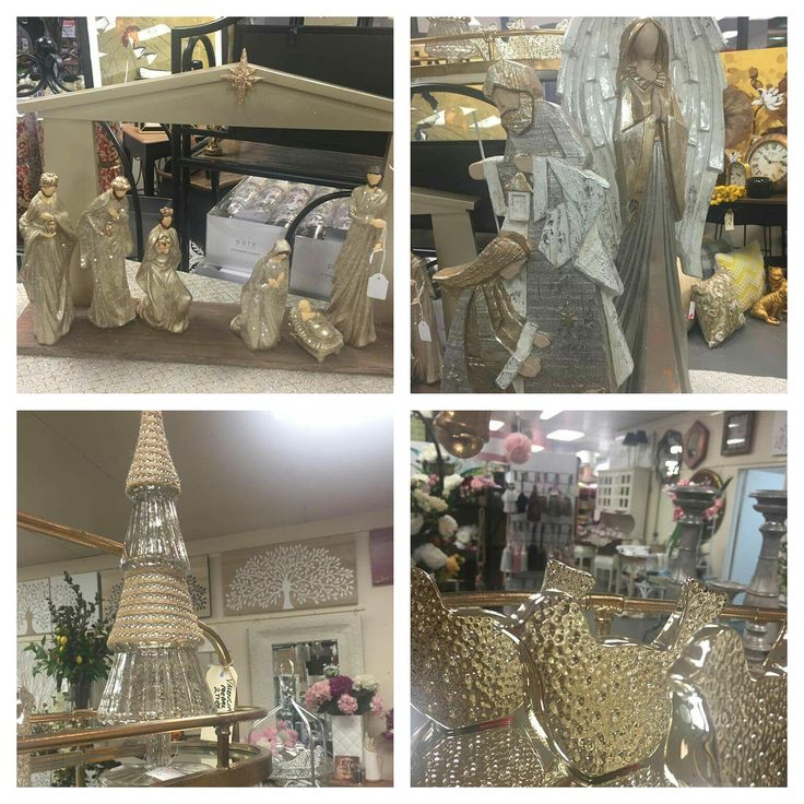 It's starting to look a bit like Christmas 🎅🎅🎅 From table runners to nativity scenes 🎅🎅🎅 Beautiful new pieces arriving daily 🎅🎅🎅 We are open holiday Monday 9-5 O halloran hill store.