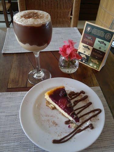 Cappuccino Ice, Marjú Café, Igrejinha/RS by Flavio Tissot