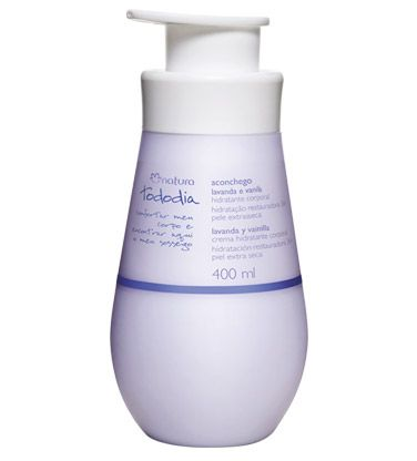 Sua textura e fragrância proporcionam conforto e hidratam intensamente à pele. Sua fórmula exclusiva forma um filme protetor e ajuda a recuperar a sua pele, proporcionando hidratação reparadora por 36h.