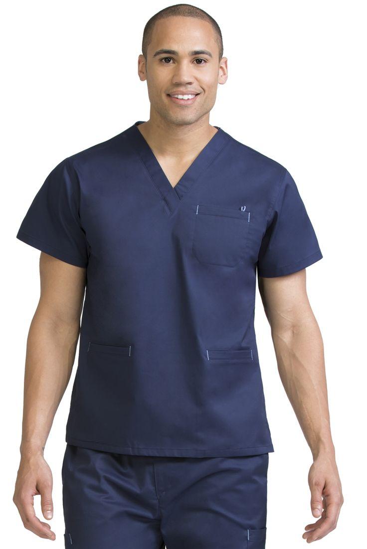 Med Couture/Med X Men's Top | Med Couture Scrub Shop #mens #scrubs #uniforms #nurses #nursing #medicalapparel #medcouturescrubs