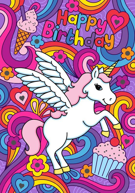 самые проблемные, открытки с днем рождения единорог лошади очень добрые