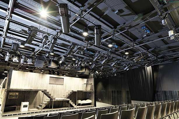 TURN ON THE LIGHTS – Kraftwerk Living Technologies provides state-of-the-art lighting technology for new opera house in Linz (Austria). www.kraftwerk.at