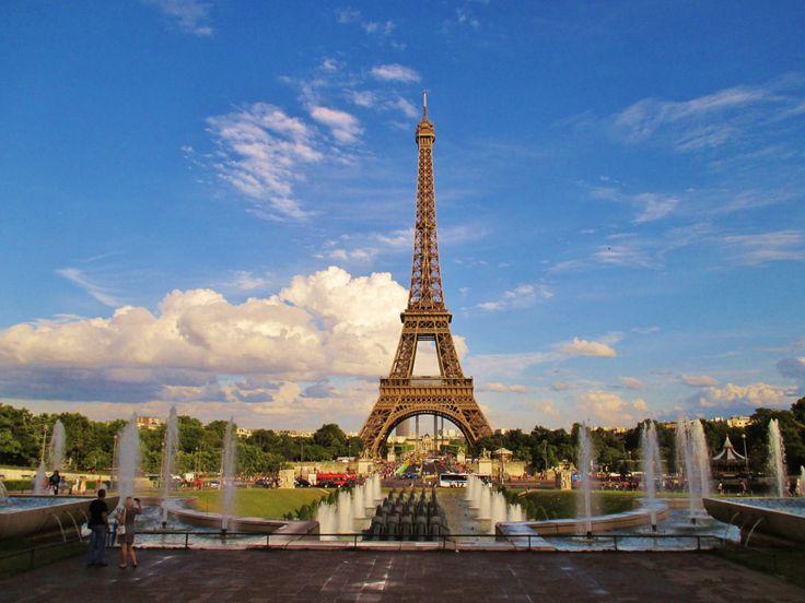 jul2013 Eiffel Tower, checked. #jiaxintravels
