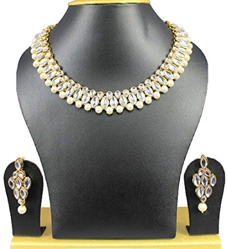 Attractive Indian Bollywood Party Wear Gold Plated Kundan... https://www.amazon.com/dp/B06XQLCSVM/ref=cm_sw_r_pi_dp_x_ucIvzbFRWGNPH