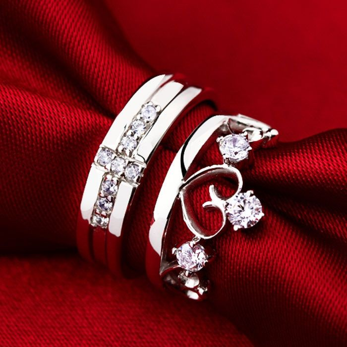 Best 25 Matching Couple Rings Ideas On Pinterest
