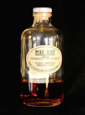 Nikka Pure Malt Black Blended Japanese Whisky