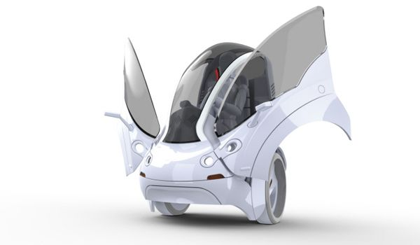 Arch2o Ultra-Compact Car Share  Vincent Chan - 3