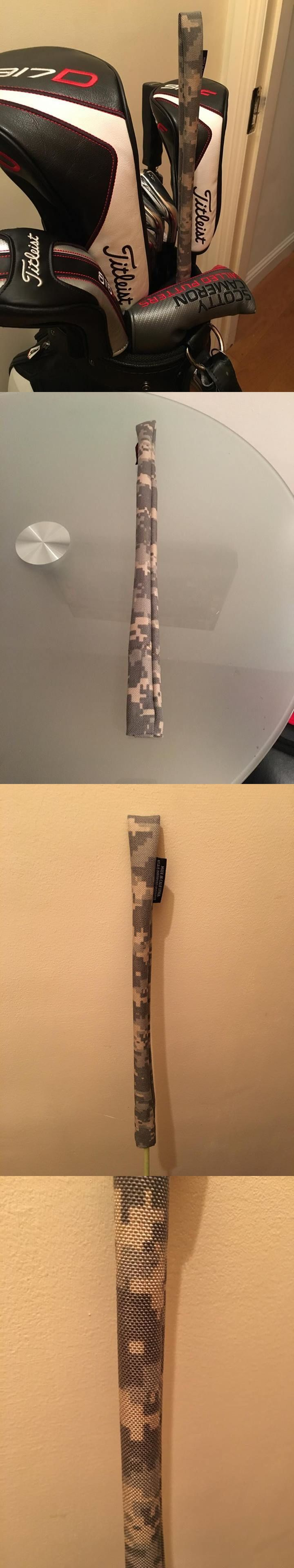 Other Golf Training Aids 14109: *Alignment Golf Stick Camouflage Cover* -> BUY IT NOW ONLY: $30 on eBay!