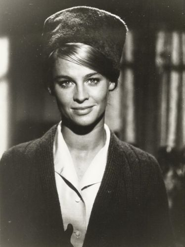 "JULIE CHRISTIE in ""Doctor Zhivago"" Photo Portrait by PARIS-MATCH 1965 