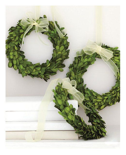 Where To Buy Christmas Decorations Year Round: Love These Wreaths! Can Be Used Year Round!