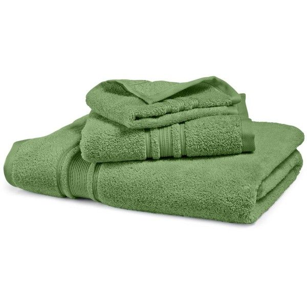 Hotel Collection Quick-Dry Supima Cotton Washcloth, Created for Macy's ($18) ❤ liked on Polyvore featuring home, bed & bath, bath, bath towels, sage, hotel collection bath towels, hotel collection washcloths, jacquard bath towels and supima cotton bath towels