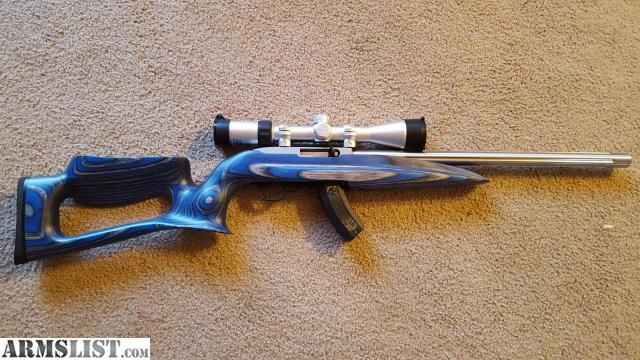 custom+10/22 | ARMSLIST - For Sale: custom ruger 10/22