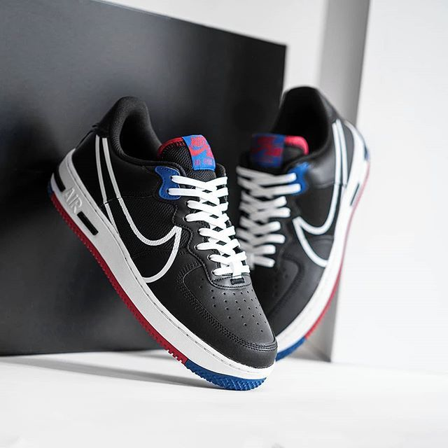Nike Air Force 1 React   Sneakers nike, Sneakers, Nike