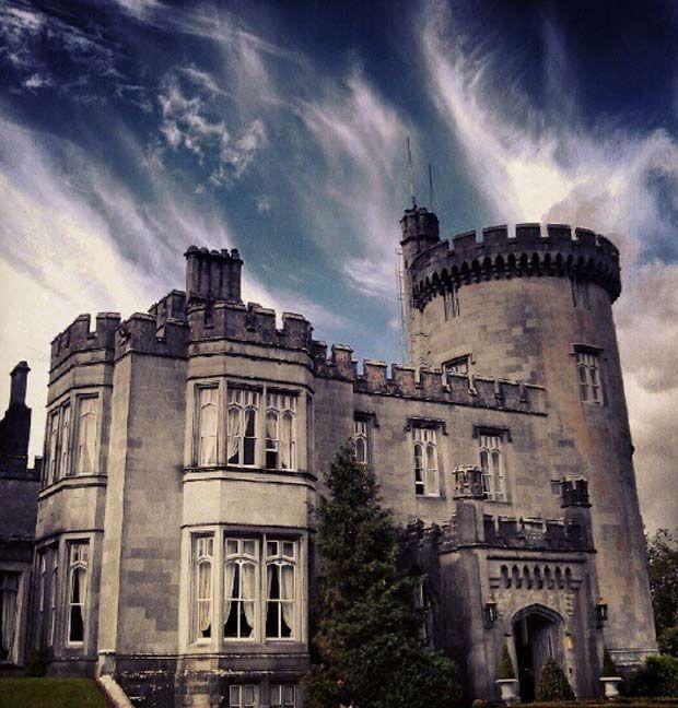 Замок — отель Дромоленд.Ирландия. Обсуждение на LiveInternet - Российский Сервис Онлайн-Дневников