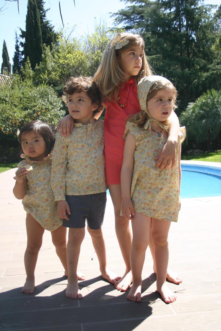 Familia en Liberty Claire Aude http://pajarato.com