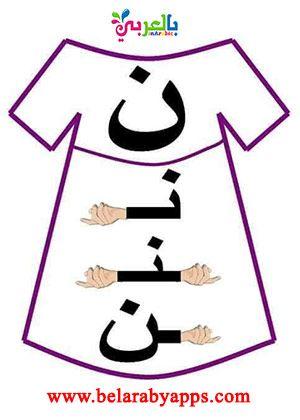أشكال الحروف العربية حسب موقعها من الكلمة مواضع الحروف للاطفال بالعربي نتعلم Alphabet Worksheets Preschool Arabic Alphabet Arabic Alphabet For Kids