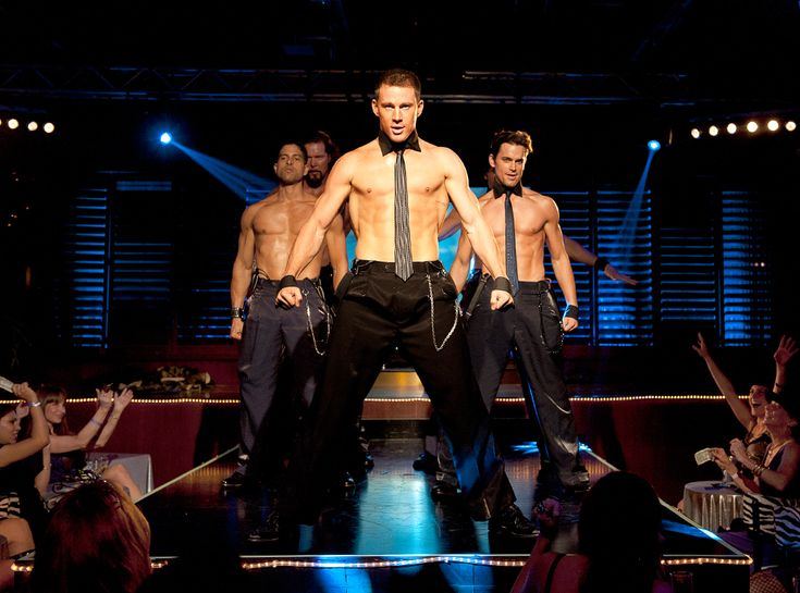 The 34-year-old actor is in the Southern city shooting Magic Mike XXL, and he's already back in fighting form for the stripper sequel. Description from wn.com. I searched for this on bing.com/images