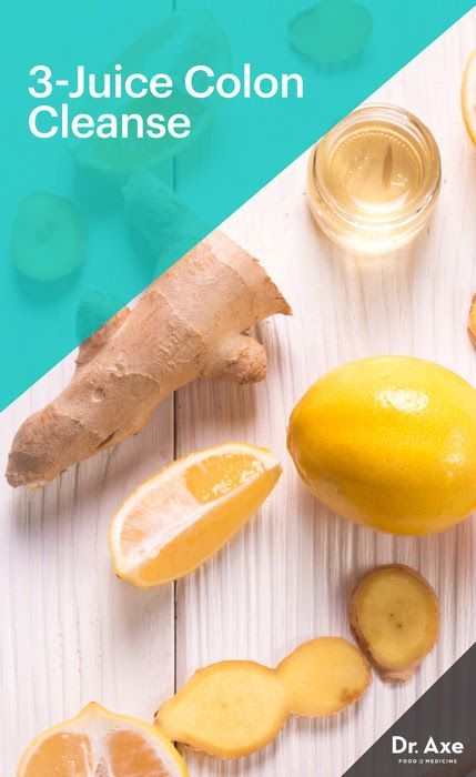 Easy Colon Cleaner: Homemade Colon Cleanse With 3 Juices
