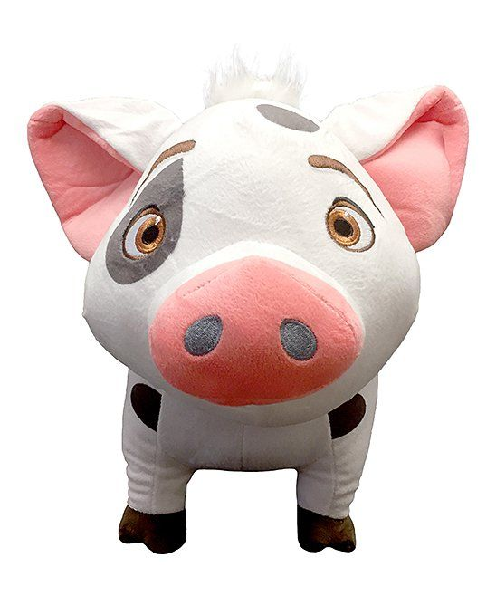 Take a look at this Moana Pua Pig Pillow Buddy Plush Toy