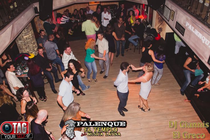 Dj Giannis El Greco Latin Party @ Palenque 04/10/2014 - Tagyourself.gr