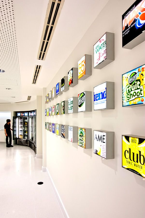 Britvic Head Office - Professional Photography on Behance