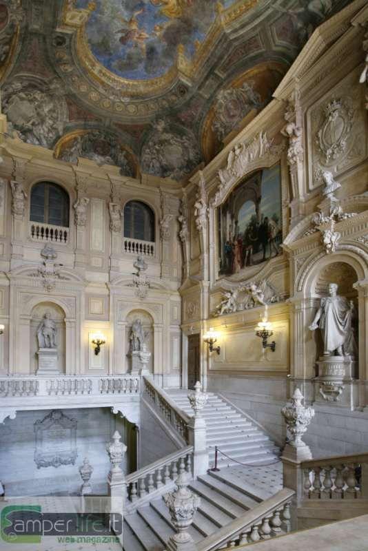Palazzo Reale. Torino.Italy