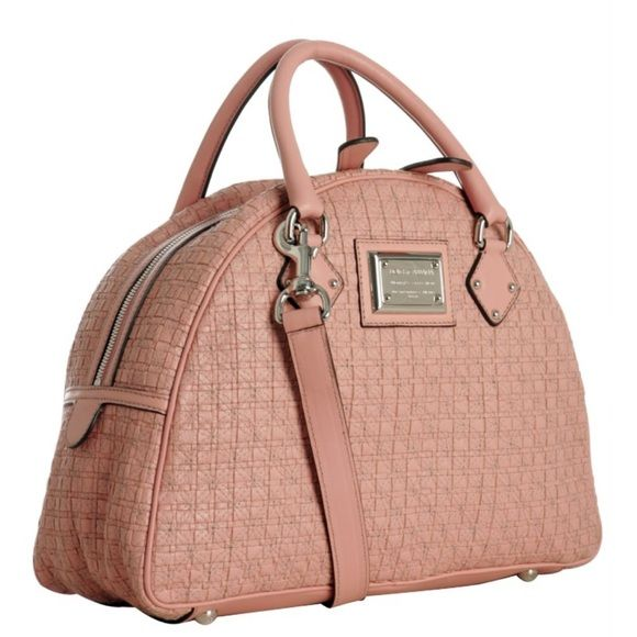 ‼️final$910‼️NEW no tags dolce and gabbana bag NEW no tags dolce and gabbana Miss Biz bowler bag.  Pink.  Actual bag is in pic 3 with dust bag and authenticity card.  Will be authenticated by Poshmark.  See description in pics.  Retails $1795 + tax. Dolce & Gabbana Bags